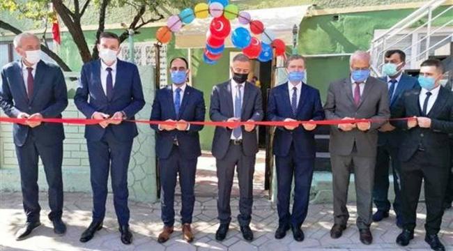Geyve'de Tarık Düven Kur'an Kursu açıldı